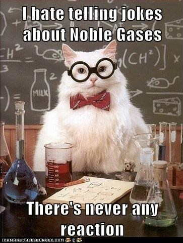 chemistry cat,Hall of Fame