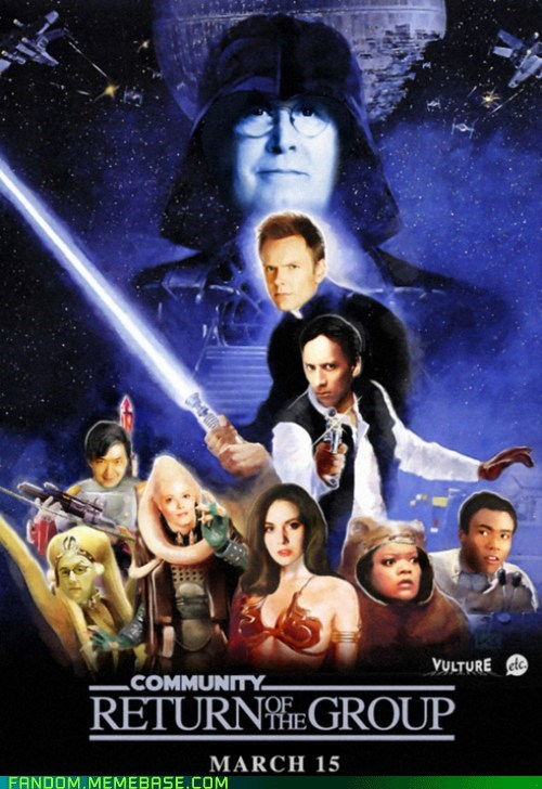 best of week community crossover Fan Art fandom star wars - 5890268416