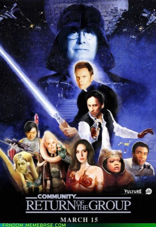 best of week community crossover Fan Art fandom star wars - 5890268416