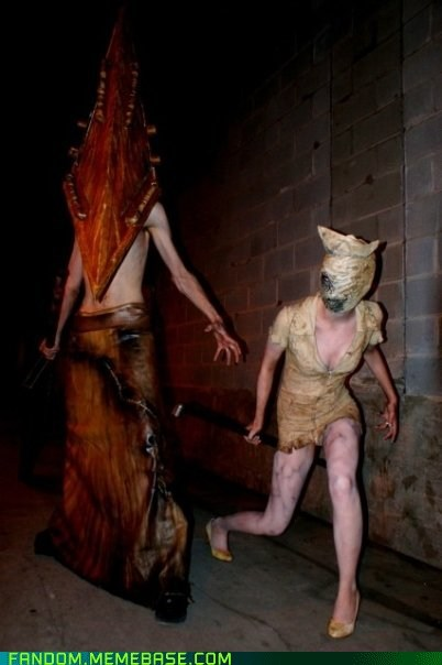 cosplay nurse pyramid head video games - 5890310656