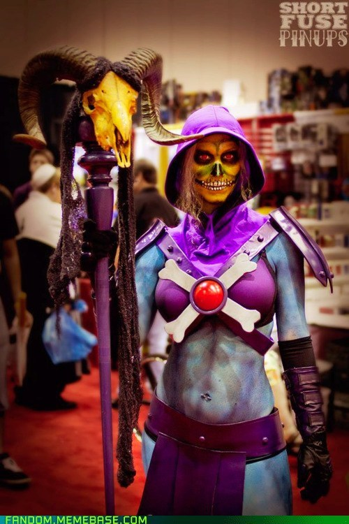 cartoons cosplay he man skeletor - 5890612992
