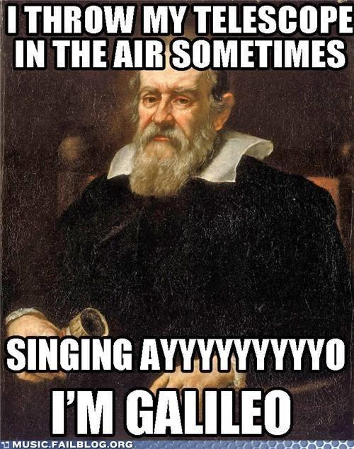 galileo lyrics pop science - 5891240960