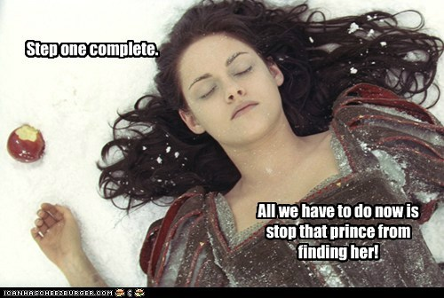 apple,kristen stewart,poison,prince,snow white and the huntsman,stop