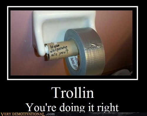 doing it right duct tape hilarious trollin - 5892137984