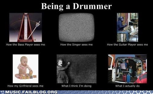 drummer drumming drums g rated Hall of Fame how others view me Music FAILS that one facebook meme th - 5892445952