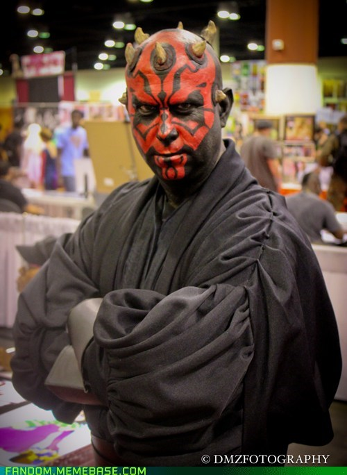 cosplay darth maul scifi star wars - 5892622848