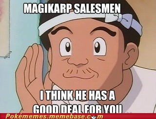 anime goldmine magikarp salesman TV tv-movies - 5893342976