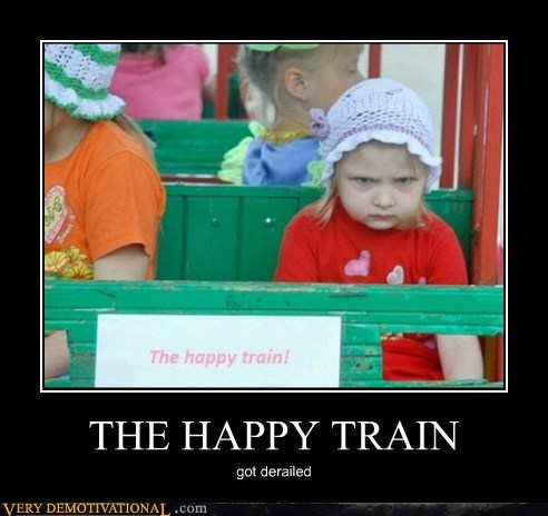 happy hilarious kid train - 5894477568