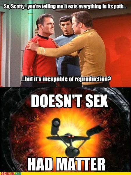 doesnt matter had sex meme pun Star Trek - 5894871296