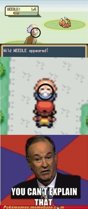 Battle beard bill-oreilly gameplay meme weedle - 5895469824