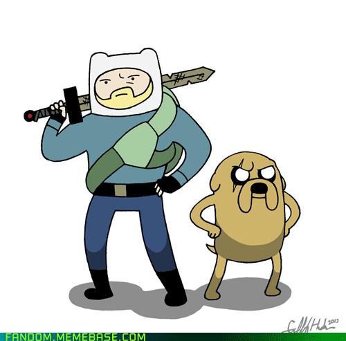 adventure time cartoons Fan Art - 5896270080