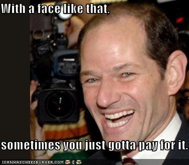 democrats Eliot Spitzer - 589696256