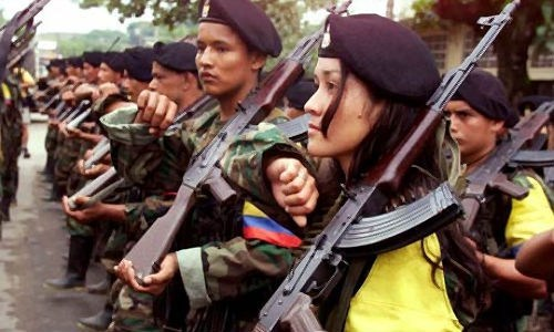 civil conflict,Colombia,FARC,Ransom Kidnapping
