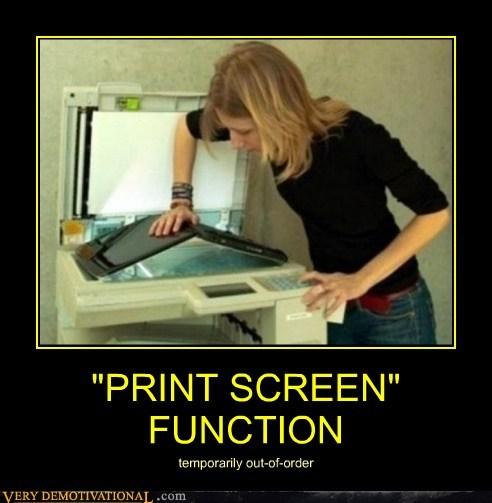 copier idiots print screen wtf - 5897310208