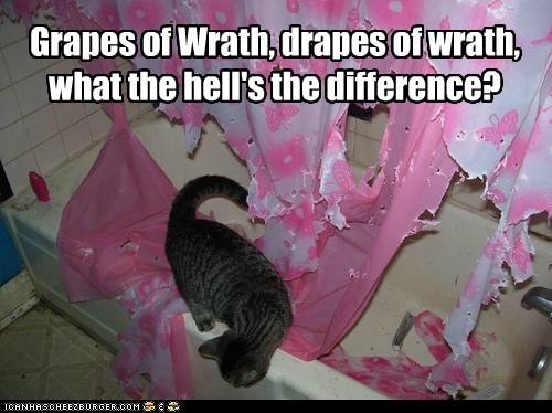 bathroom grapes mess shredded - 5897760768