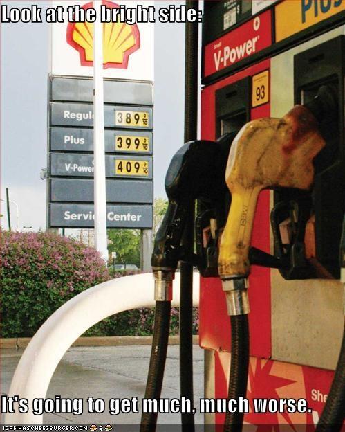 Economics gasoline - 589796096