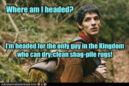 cabernet camelot colin morgan dry clean merlin wizard - 5898391296