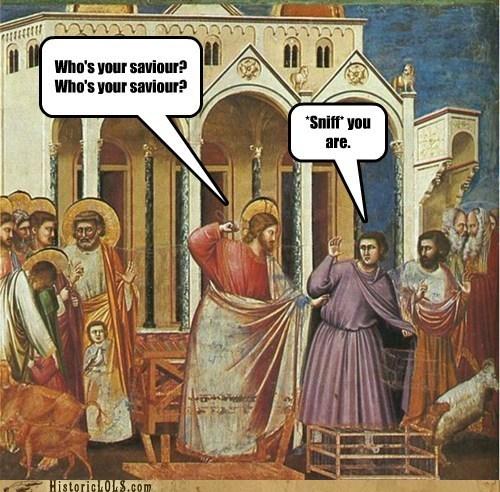 art color funny historic lols jesus religion - 5898394112