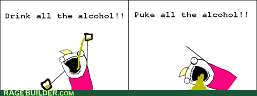 alcohol all the things best of week drinking Rage Comics - 5898453248