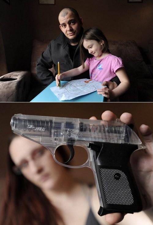 Canada Dangerous Gun Drawing Jessie Sansone Oh - 5898584320