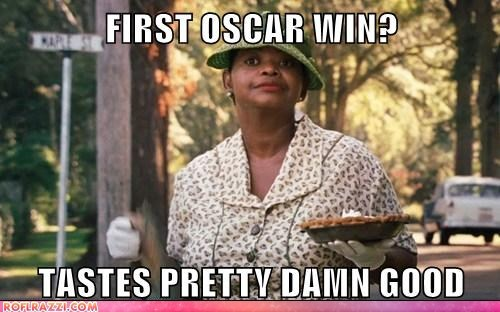 academy awards Hall of Fame octavia spencer oscars the help winners - 5899133696