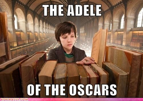 academy awards adele Grammys hugo oscars winners - 5899234816