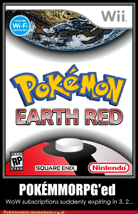 best of week earth red mmorpg next gen Pokémon toys-games wii - 5899340800
