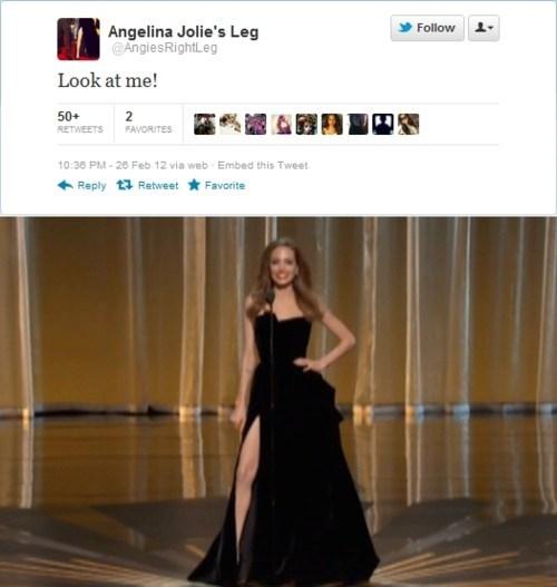Angelina Jolie,oscars