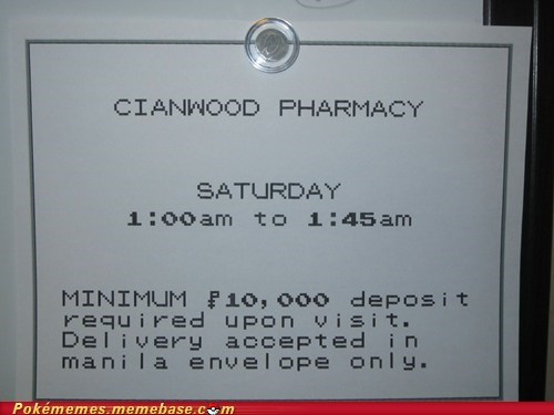 cianwood drugs IRL pharmacy - 5899694080