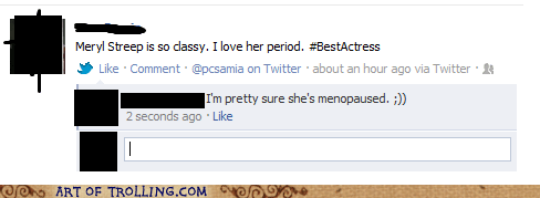 facebook,menopause,period,that sounds gross