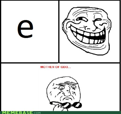 e,smile,troll,troll face