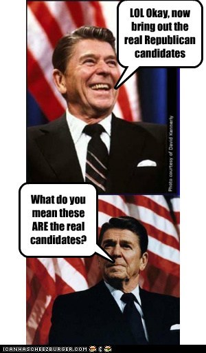 What Would Reagan Say?