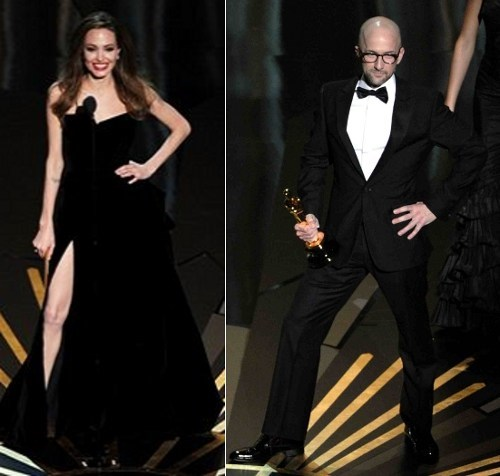Angelina Jolie,angies-right-leg,community,ICYMI,jim rash
