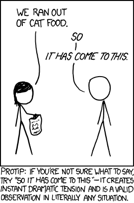 Webcomic xkcd - 5901085440
