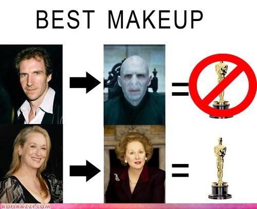 academy awards,actor,funny,Meryl Streep,oscars,ralph fiennes