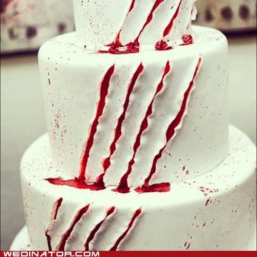 cakes funny wedding pictures Hall of Fame wedding cakes - 5902073344