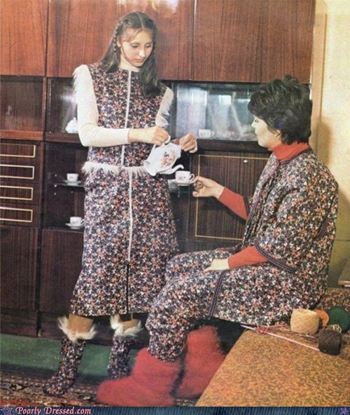 furniture old snuggie tea vintage - 5902133248
