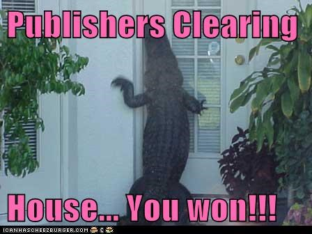 Publishers Clearing House    You won!!! - Cheezburger - Funny Memes