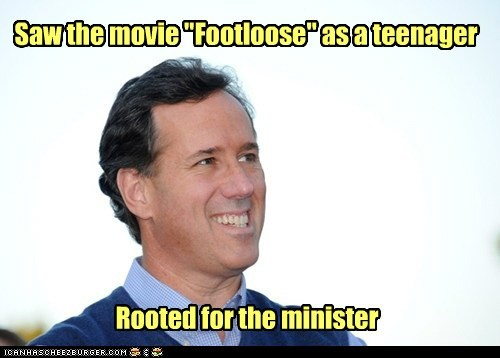 footloose Hall of Fame political pictures Rick Santorum - 5902382336
