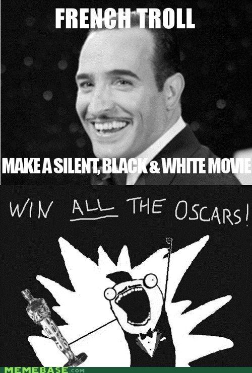 all the things movies oscars silent - 5902415360
