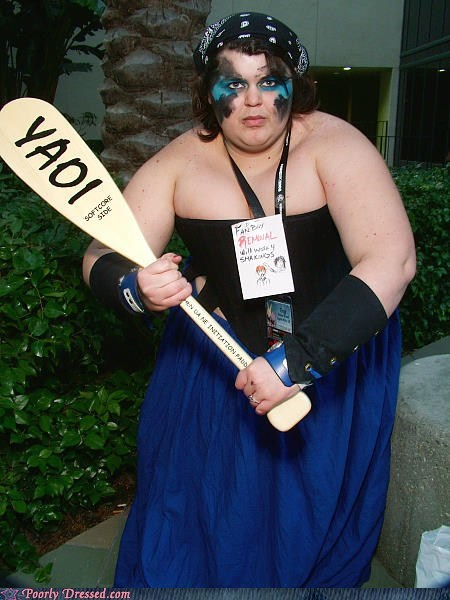 convention,cosplay,initiate,japanese,paddle