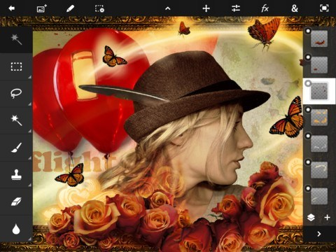 adobe apps ipad ipad 2 Nerd News photoshop photoshop touch - 5902675968
