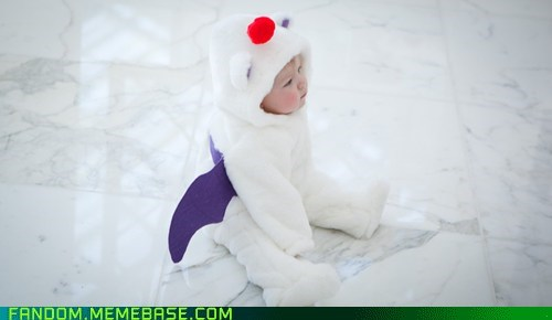 cosplay,final fantasy,Moogle,video games