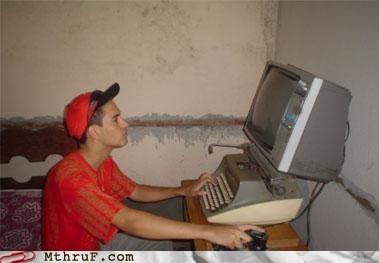 budget,gangsta,no budget,television,typewriter