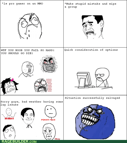 i lied lag Rage Comics video games - 5903283200
