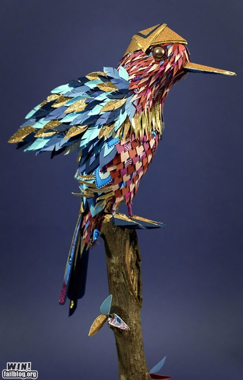 animals,art,design,detailed,paper,pretty colors