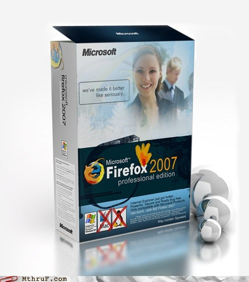 firefox ie internet browser microsoft software