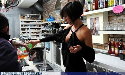 bar bartender europe Italy lady bits sexy times waitress woo girls - 5903581696