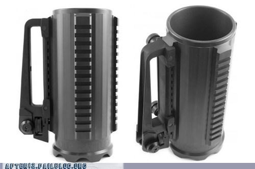 design gun mug power goblet - 5903590656