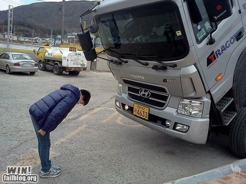 bow,oh Japan,respect,truck